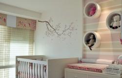 Arquitetura Residencial | Apartamento Quarto de bebê