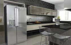 Projeto de Arquitetura 3D - Casa na Barra da Tijuca