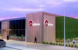Projeto Arquitetura 3D - Restaurante