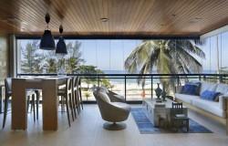 Projeto residencial para apartamento de luxo na Barra da Tijuca
