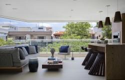Projeto de Arquitetura Apartamento Recreio dos bandeirantes
