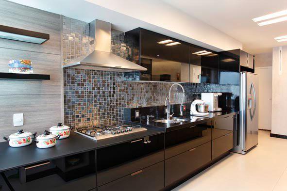 Projetos de Decoração de Cozinha