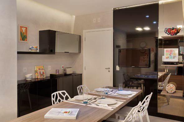 decoracao cozinha e copa : decoracao cozinha e copa:Decoração de Cozinha – Confira Projetos e Fotos. Inspire-se!