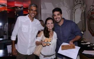 Arquiteta Leila Dionízios recebe prêmio do Núcleo Carioca de Decoração