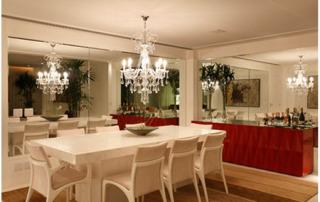Tipos de luminárias para Interiores