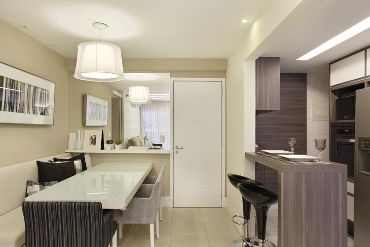 Arquitetura residencial botafogo arquiteta leila dionizios for Modelos de apartamentos pequenos