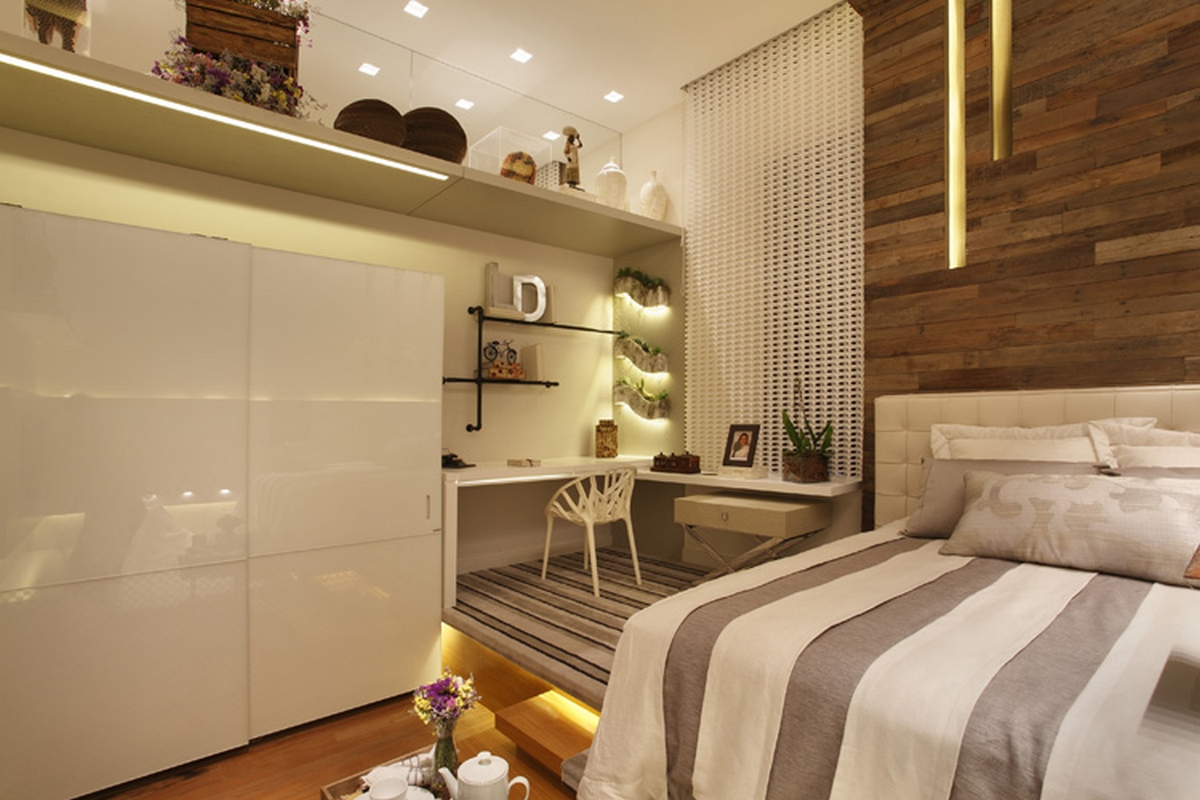 Imagens de #B28819 Escritório de Arquitetura Leila Dionizios se localiza na Barra da  1200x800 px 3716 Banheiros Planejados Sca