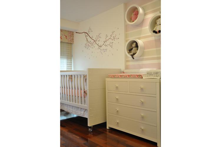 Decoração de Quarto de Bebê  Arquitetura de Interiores