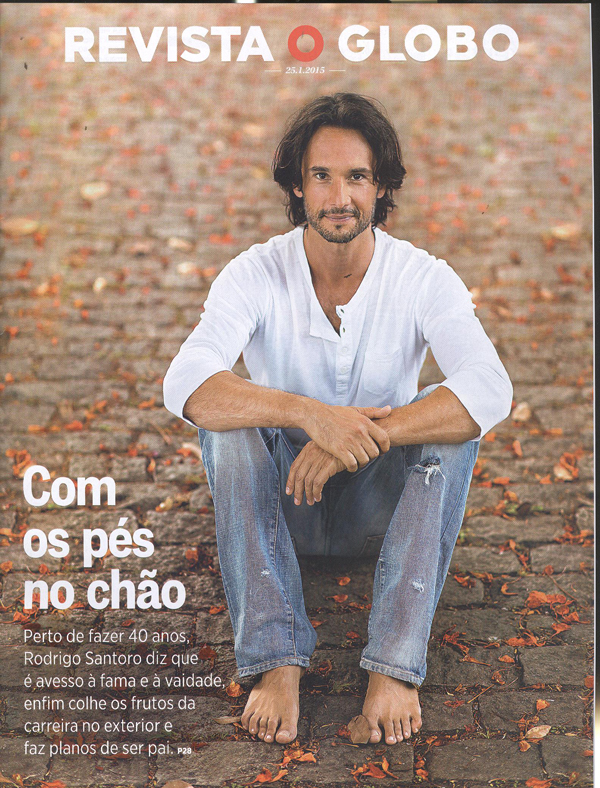 Leila Dionizio é Destaque na Revista O Globo | Leila Dionizios