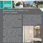 Banheiros Compactos e Funcionais