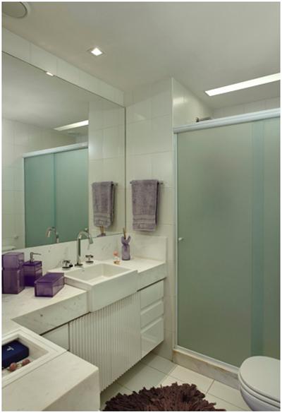 Revestimento para Banheiro | Leila Dionizios