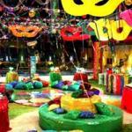 Ideias Divertidas para Decorar a Casa para o Carnaval
