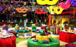Ideias Divertidas para Decorar a Casa para o Carnaval | Leila Dionizios