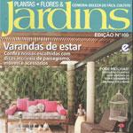 Revista Plantas Flores e Jardins