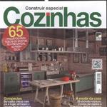 Revista Construir especial Cozinhas
