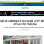 Soluções Sustentáveis para casas unem economia e consciência ecológica