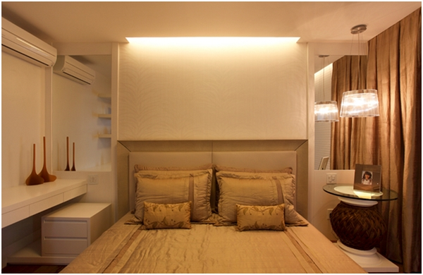 Adesivo Olhinhos Unicornio ~ Como decorar quartos pequenos de casal