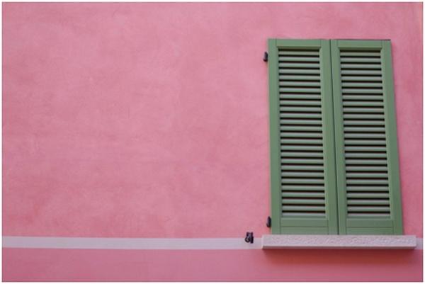 Tendência de cores para parede externa