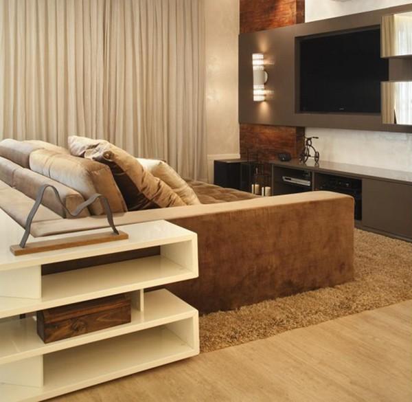 Sala De Estar Medidas ~ Os móveis precisam estar em harmonia
