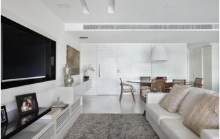 Casa alugada como decorar