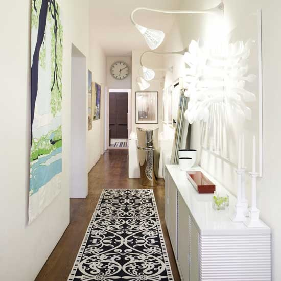 Melhores opções para decoração de corredor