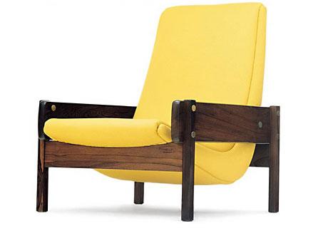 Cadeiras modernas trazem personalidade ao ambiente