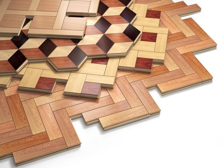 Destaque ambientes da sua casa com piso de madeira laminado