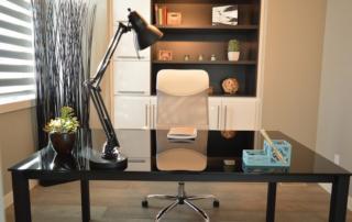 Como montar um escritório home office